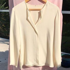 Peter Cohen 100% silk blouse